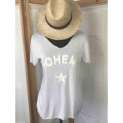 T-shirt  BOHEME