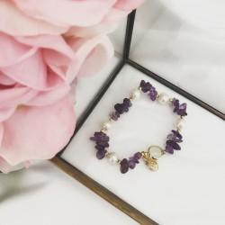 Bracelet pierres naturelles 3